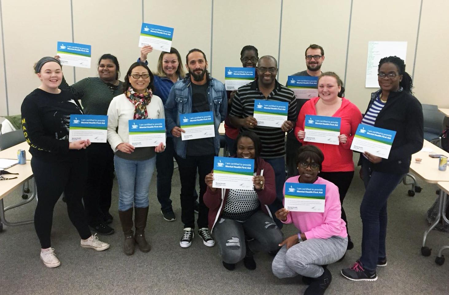 Fall 2018 Professional Development Fund Workshops - SANQC